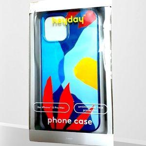 Heyday Apple iPhone 12 retro phone case